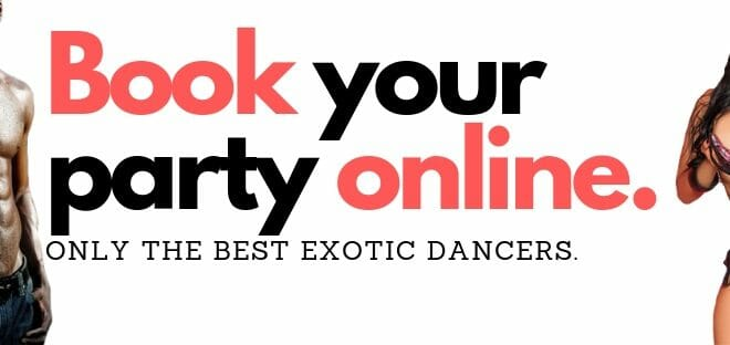 Book your party in a city near you