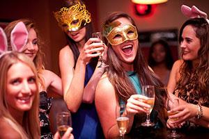 Bachelorette Party Reason
