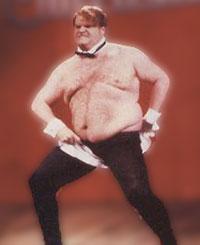 Chicago male stripper
