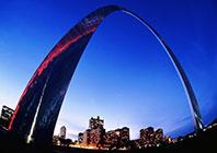 St. Louis Arch party destination